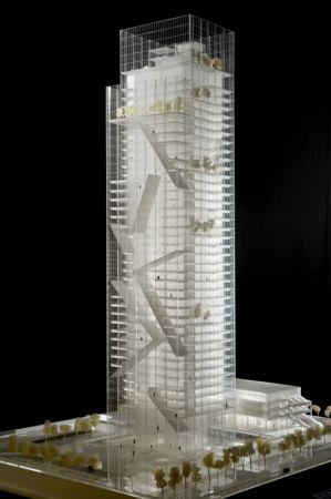Sorger a torino il grattacielo pi alto d 39 italia for Grattacielo torino fuksas